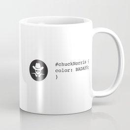 C.Norris - BADASS Coffee Mug