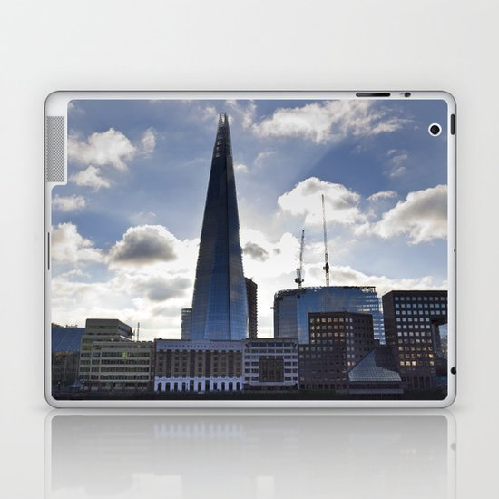The Shard and South Bank Laptop & iPad Skin