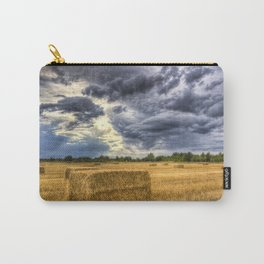 Stormy day on the farm Carry-All Pouch