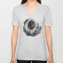Trilobite Unisex V-Neck