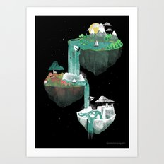 Well Seasoned Art Print