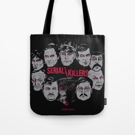 Möribundo Clothing - Serial Killers Tote Bag
