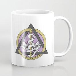 Dental Caduceus Coffee Mug