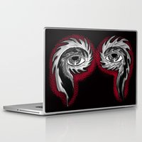 tool Laptop & iPad Skins featuring Tool Aura by SnowVampire