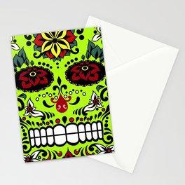 Sugar Skull #7 Stationery Cards