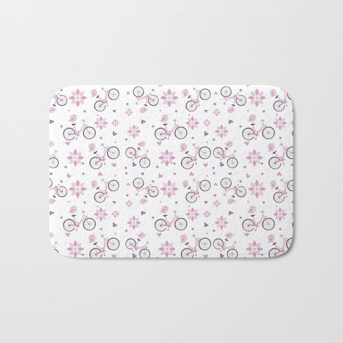 biking Bath Mat