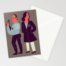 These Are Their Stories Stationery Cards