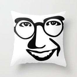 Silent Stars - Harold Lloyd Throw Pillow