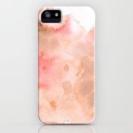 Heart Center iPhone Case