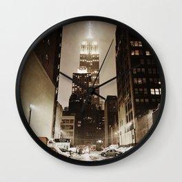 Empire. Wall Clock