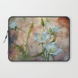Campanula on the wild side Laptop Sleeve