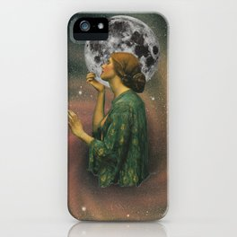 The Magic Moon iPhone Case