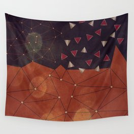 Magic Night Wall Tapestry