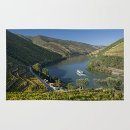 The Douro valley Rug
