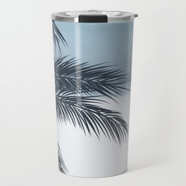 Palm and Ocean Travel Mug