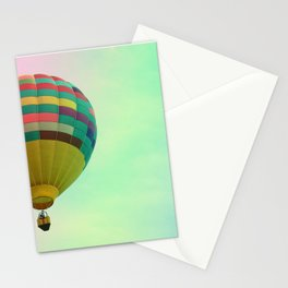 Hot Air Magic Stationery Cards