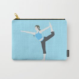 Wii Fit Trainer♀(Smash) Carry-All Pouch