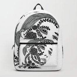 Sensitive Woman Backpack