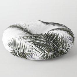 Palm Leaves Floor Pillow