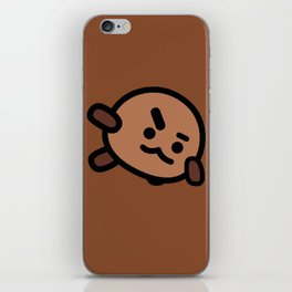 Shooky - BT21 iPhone Skin