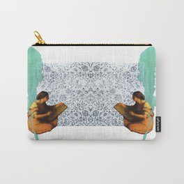 A Muse of One's Own Carry-All Pouch