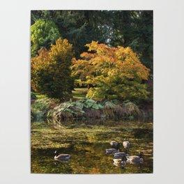 Delicious Autumn - Autumn Art Poster