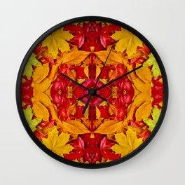 Autumn moods n.14 Wall Clock