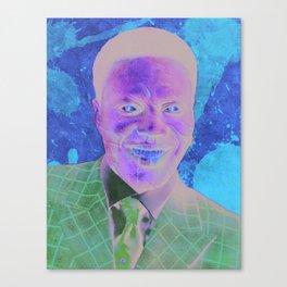 """Return Of The Mack"" Canvas Print"