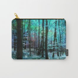 Fantasy Forest Carry-All Pouch