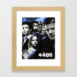 Bring Back the 4400 Framed Art Print
