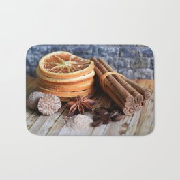 Spices Of Life Bath Mat