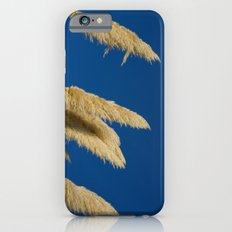 A soft breeze, against a cobalt sky. iPhone 6s Slim Case