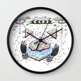 Fragments Of My Subconcious Wall Clock