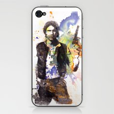 Han Solo From Star Wars  iPhone & iPod Skin