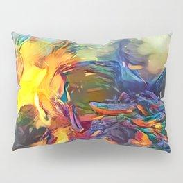 Groovy Fire Pillow Sham
