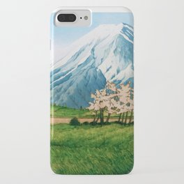 Resting before the Climb iPhone Case