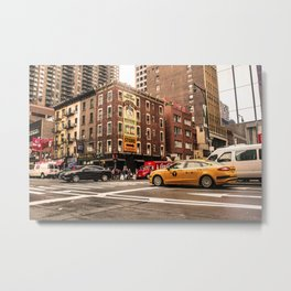 ArtWork New York City USA Art work photo Metal Print