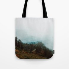 Park Butte Lookout - Washington State Tote Bag