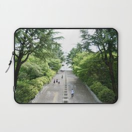 Spring in the City Laptop Sleeve