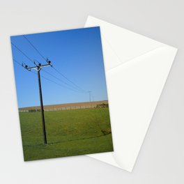 PARALLEL LINES Stationery Cards