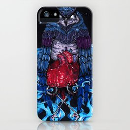 Nameless Promise iPhone Case