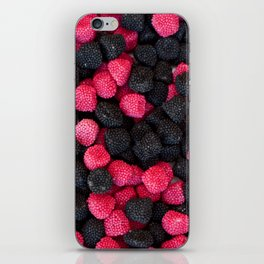 Liqourice iPhone Skin