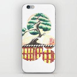 Bonsai City iPhone Skin