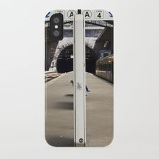 train station Slim Case iPhone X