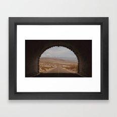 Big Bend Tunnel, Texas Framed Art Print