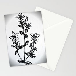 St. John's Wort Stationery Cards