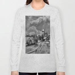 Pegasus Airlines Stanstead Airport Long Sleeve T-shirt