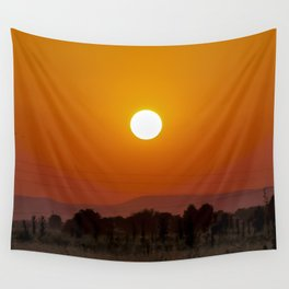 Atardecer 1 Wall Tapestry