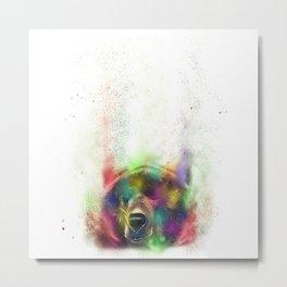 Bear pride Metal Print