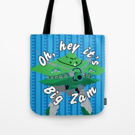 Big Zam Tote Bag